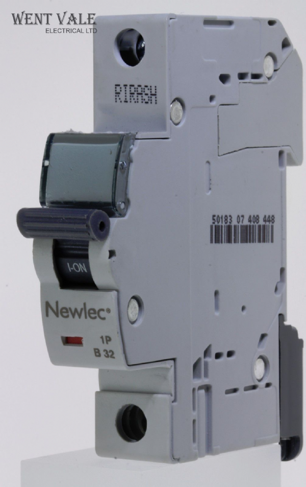 Newlec 100a AC22A Double Pole Switch Disconnector NEW